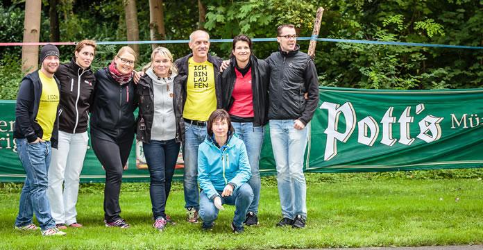 Die Crew des LIDOMA VII (FotoTeam-Hamm.de)