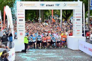 Startschuss VIVAWEST Marathon (MMP)